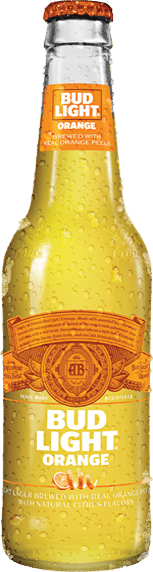 Bud Light Flavours – Orange