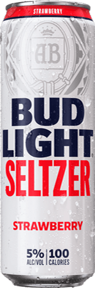 Bud Light Seltzer – Strawberry