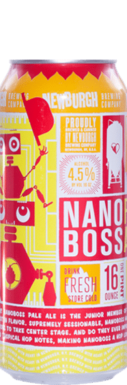 Nano Boss Pale Ale
