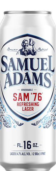 Samuel Adams Sam'76