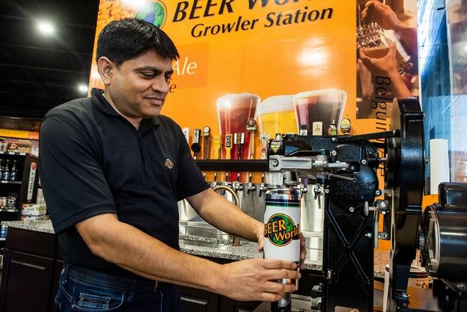 HVEDC welcomes Sonny Patel of Beer World to its board of directors