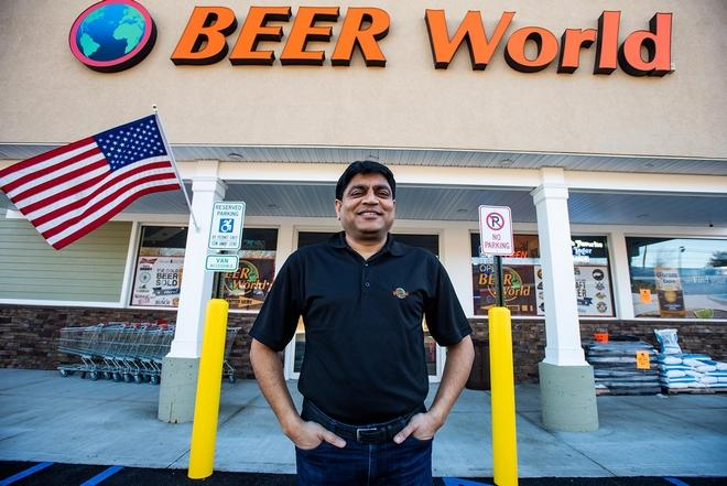 No brew too bizarre at expanding Beer World